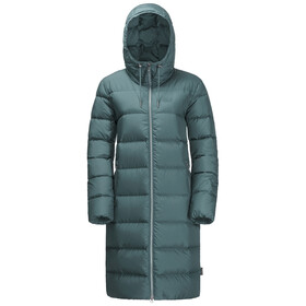 Jack Wolfskin Crystal Palace Jakke Damer, north atlantic